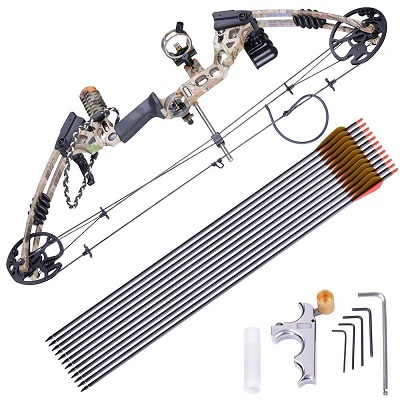AW Pro Compound Bow Kit Archery Set