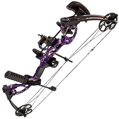Quest Radical Right Hand Compound Bow Package